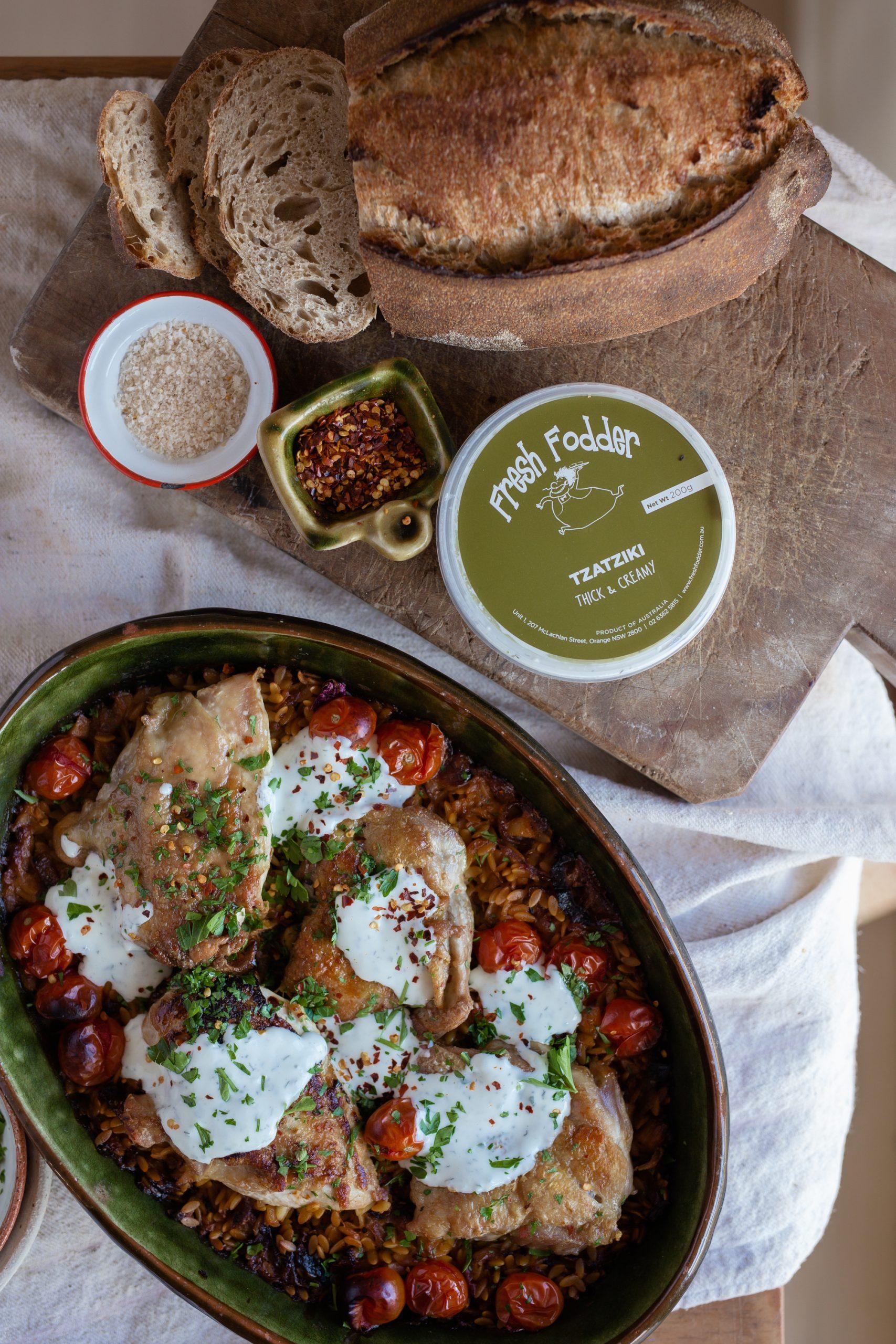 Chicken bake_FF Tzatziki-11