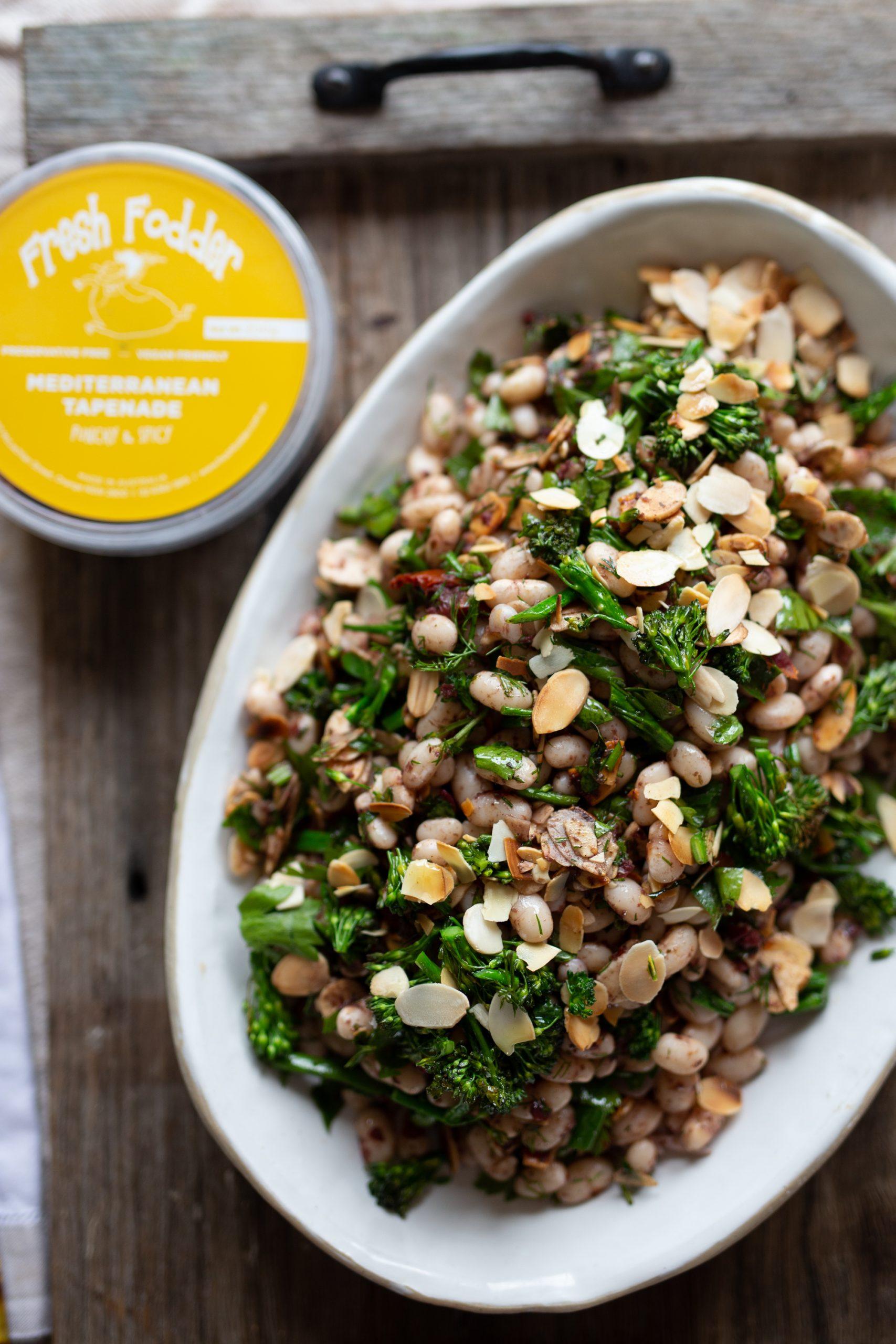 FF Tapenade white bean salad-2