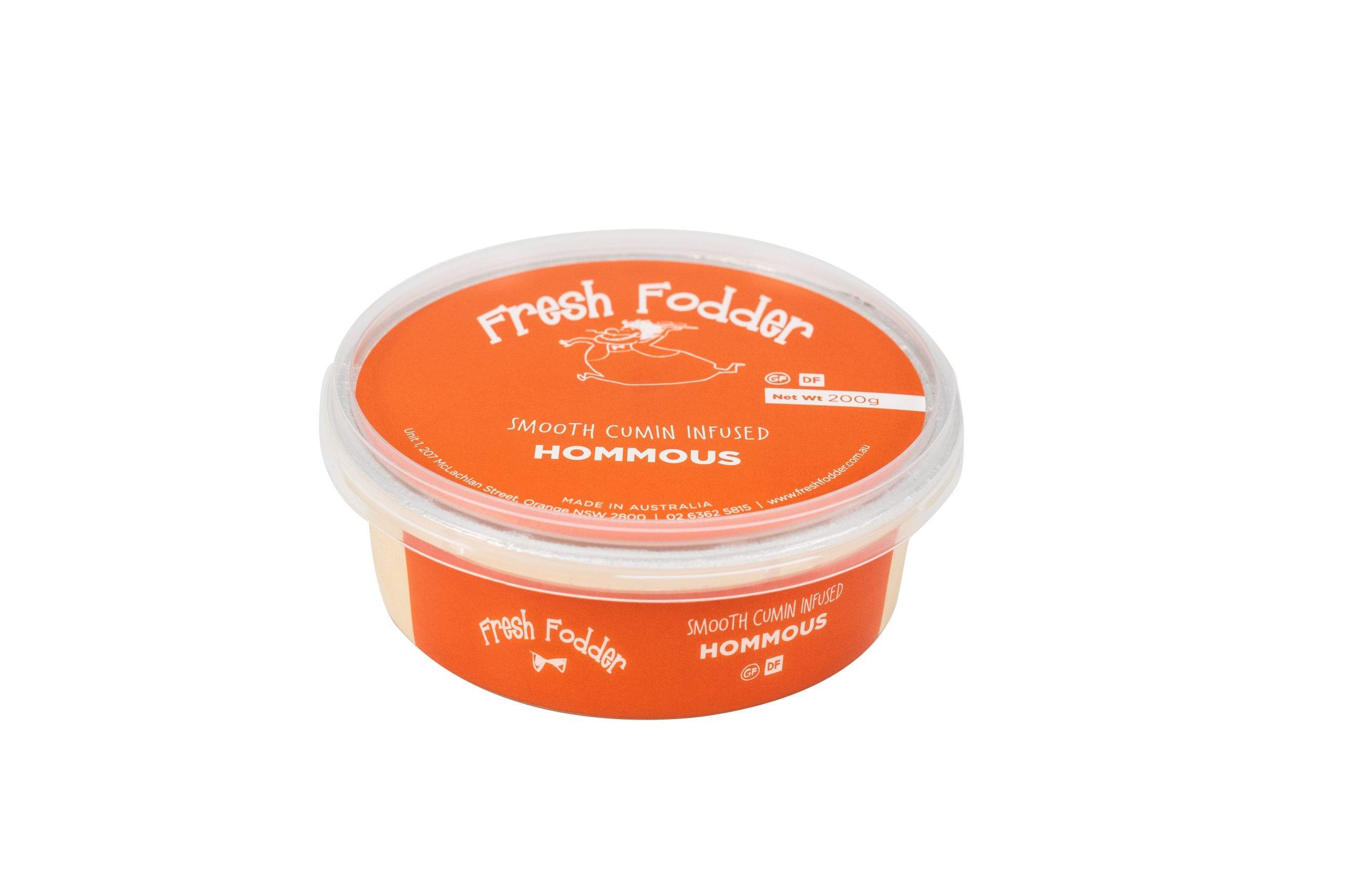 Fresh Fodder - Hommous GF DF - 200g