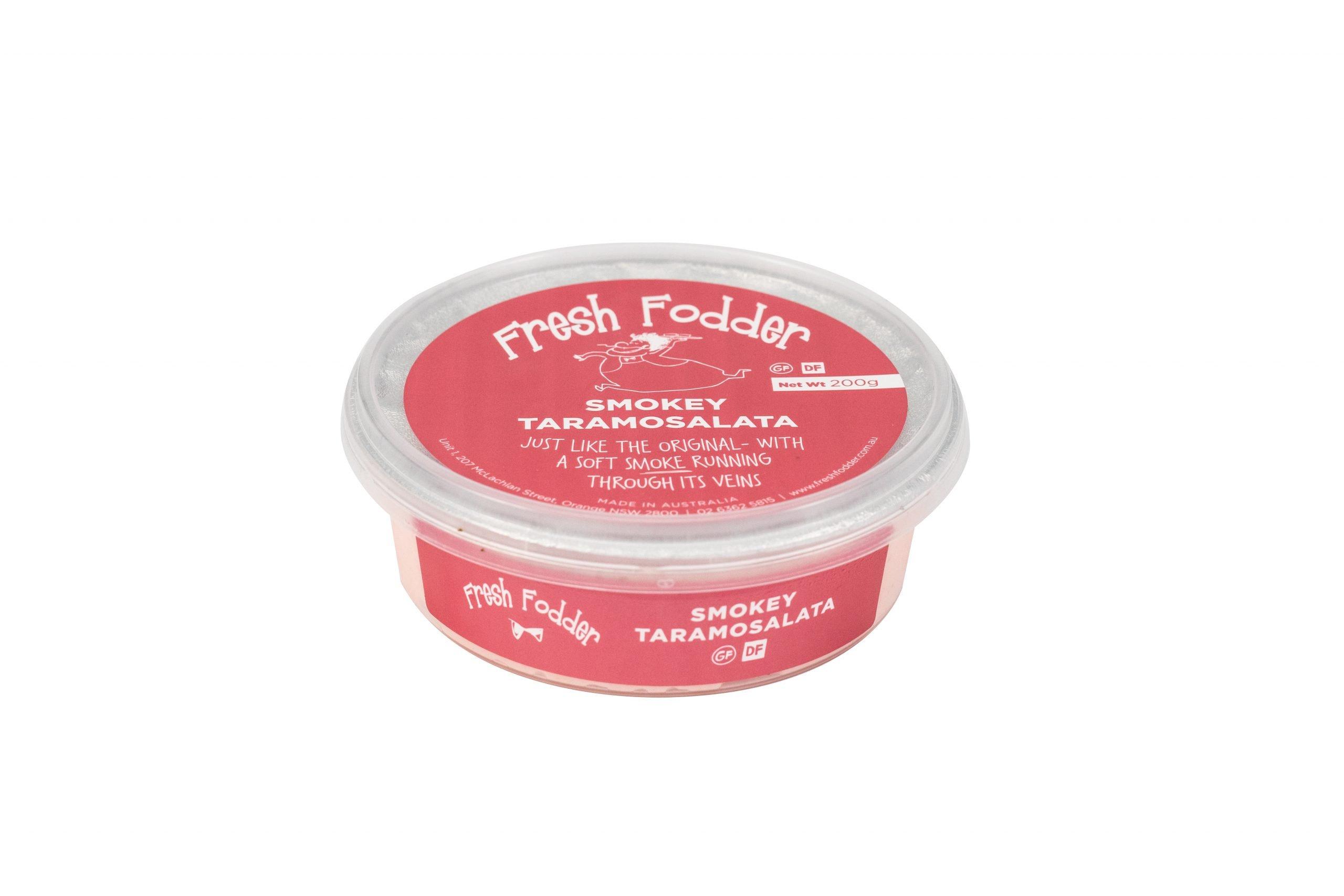 Fresh Fodder - Smokey Taramosalata - 200g