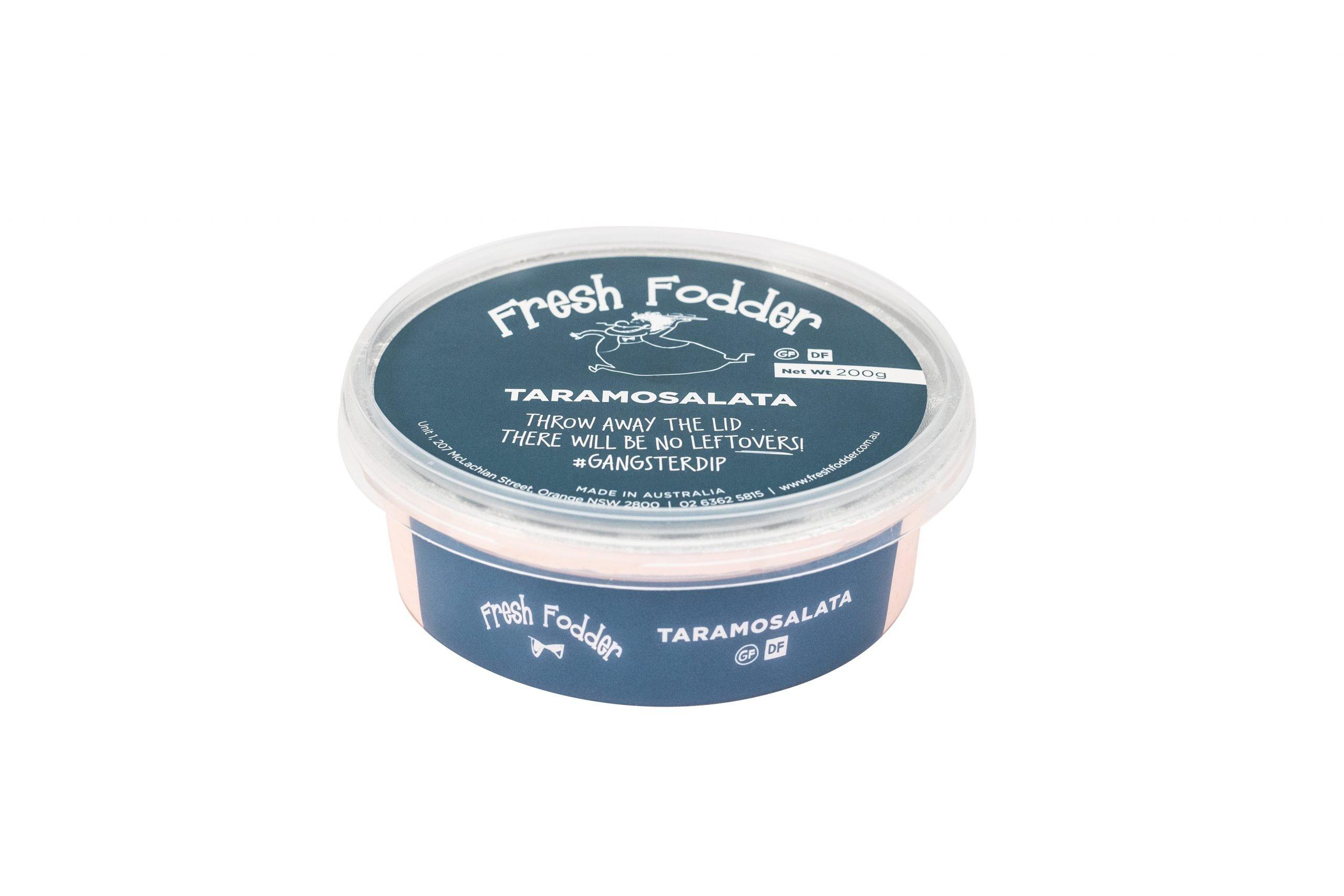 Fresh Fodder - Taramosalata GF DF - 200g