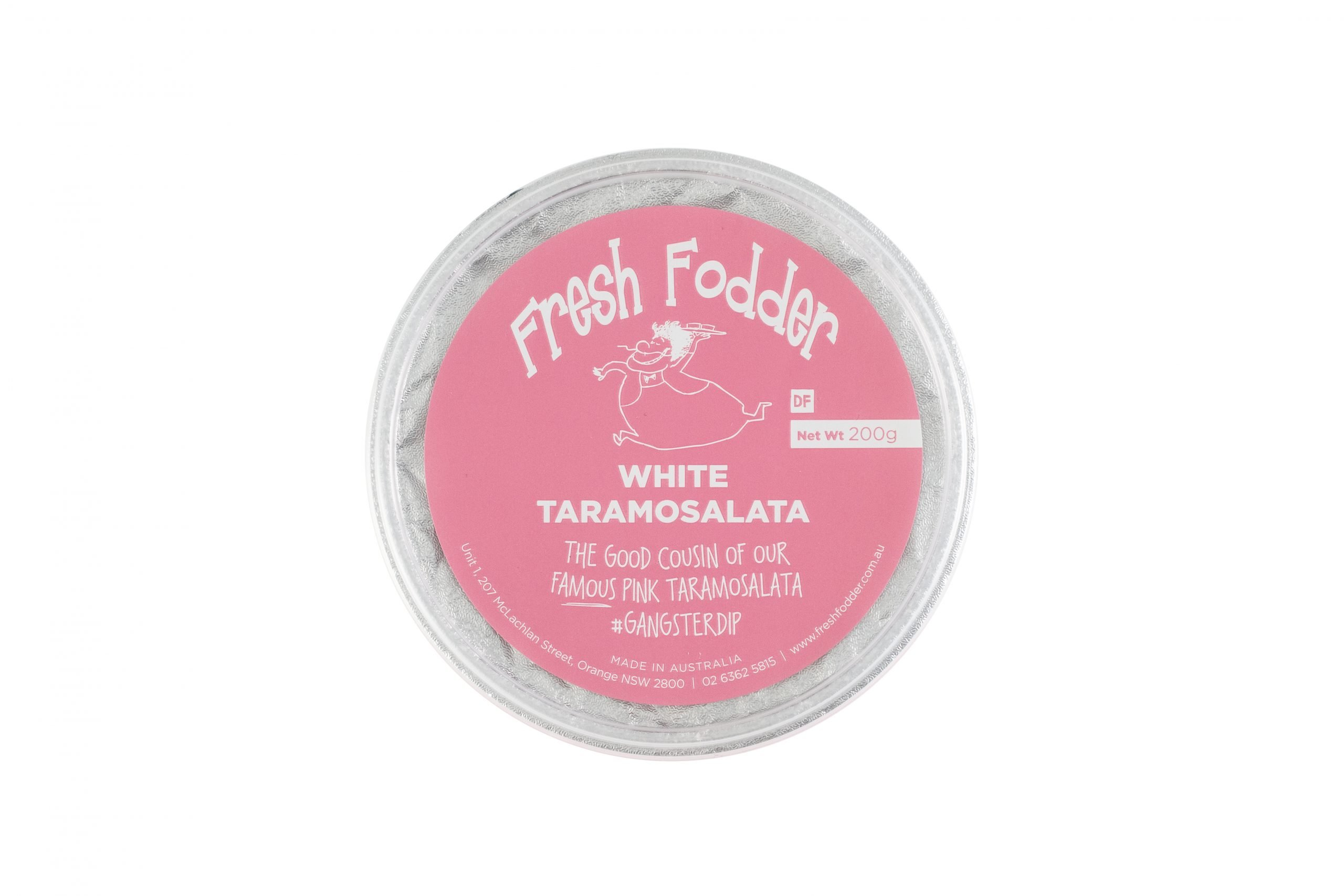 Fresh Fodder - White Taramosalata DF - 200g - Top