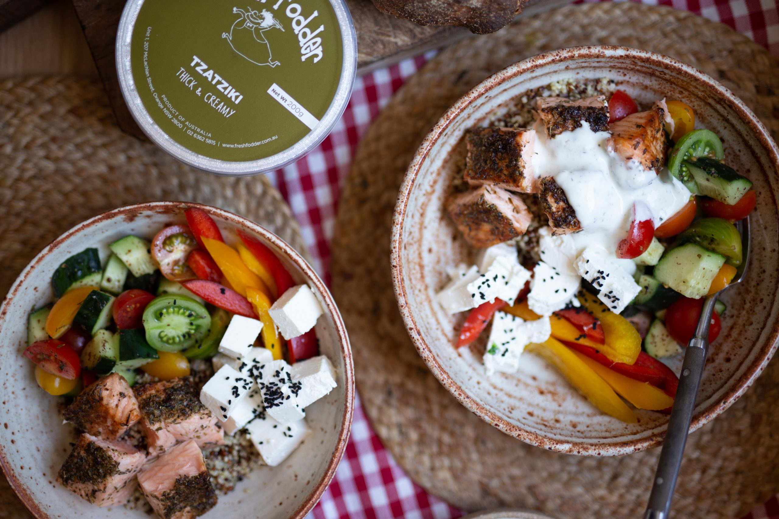 salmon souvlaki bowls_FF Tzatziki-7
